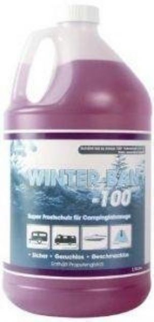Winter Ban Antifreeze 1 Gallon