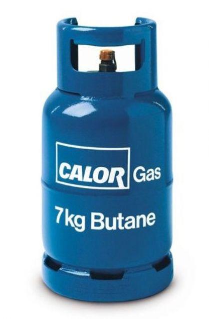 7kg Butane Calor Gas