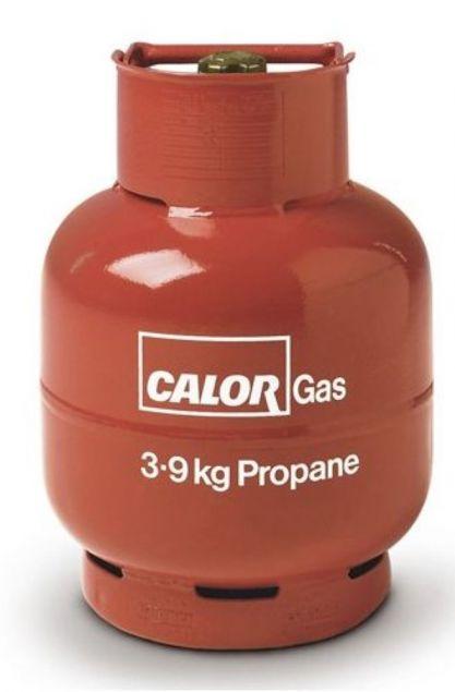 3.9kg Propane Calor Gas