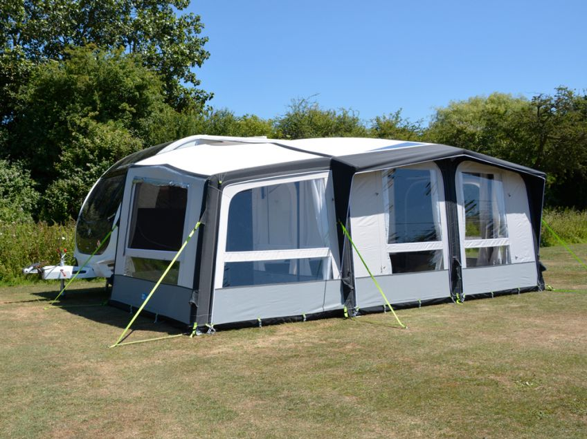 Kampa Club Air 390 Plus Left 2019