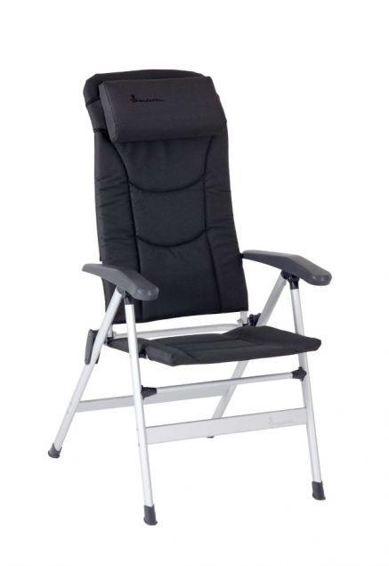 Isabella Thor Chair Dark Grey