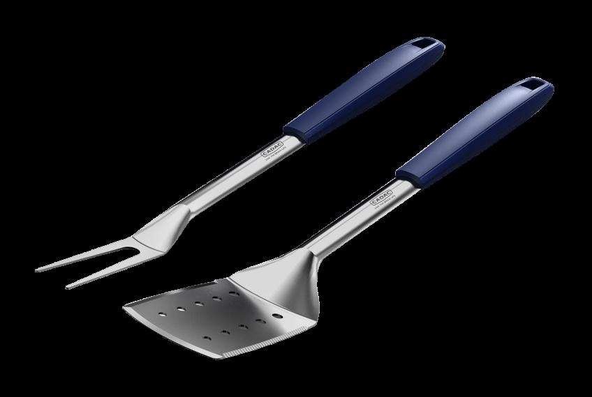 Cadac Spatula & Fork Set
