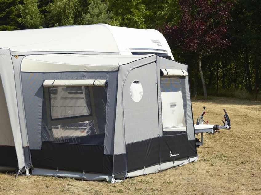 Isabella 250 Tall Annexe Grey