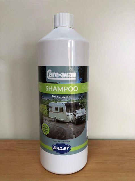 Care-Avan Hi Tech Shampoo 1Ltr