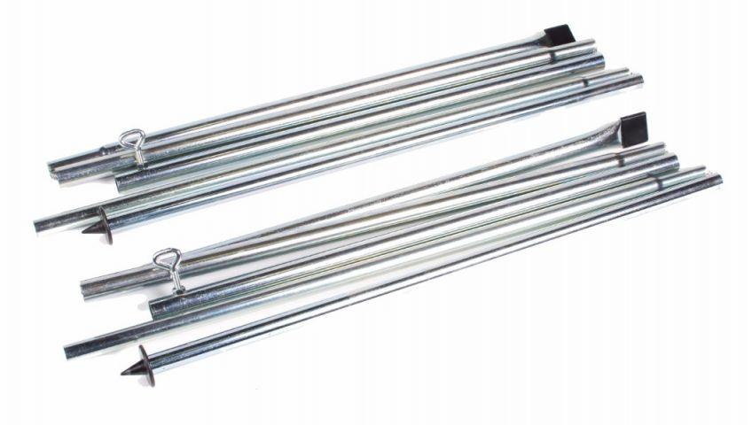 Kampa Rear Upright Pole Set