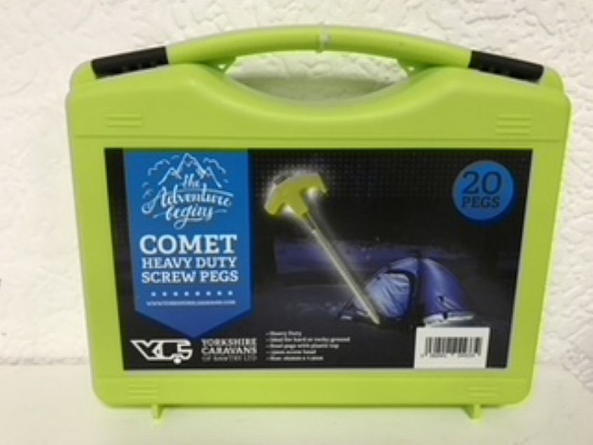 Comet Heavy Duty Screw Pegs