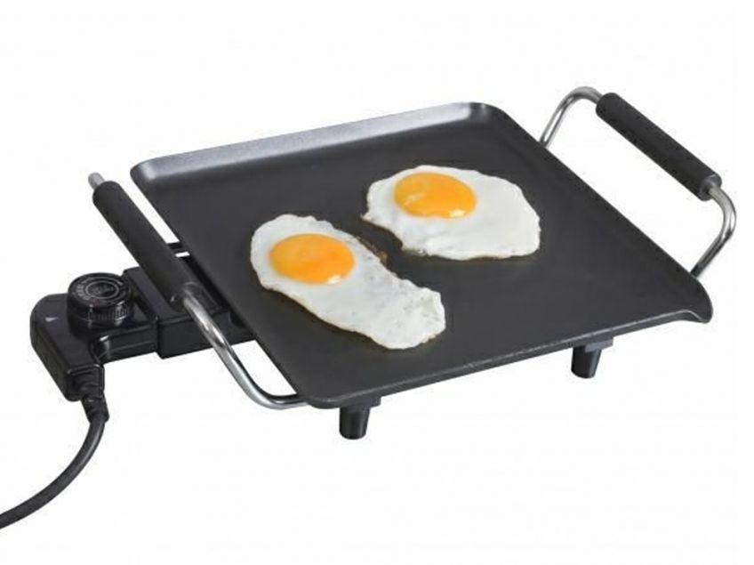 Kampa 800w Electric Griddle