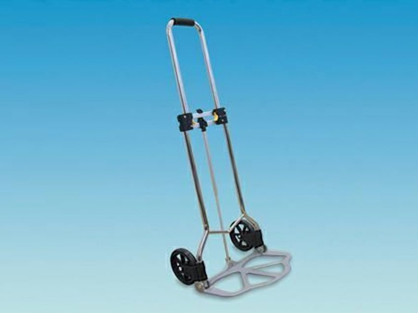 Folding Gas/Water Trolley