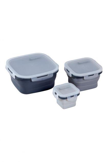 Isabella Folding Food Box Set 3 pce