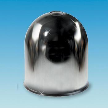 Chromed Plastic Ball Cap