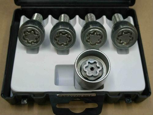 Milenco Locking Wheel Nuts (2)