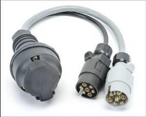 13pin Socket To 7 Pin 12n/12s Plug