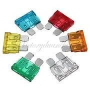 Mixed Blade Fuses