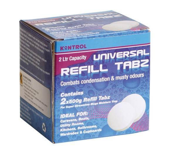Kontrol Refill Tabz (2pack)