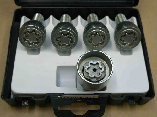 Milenco Locking Wheel Nuts (4)