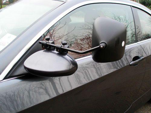 Milenco Grand Aero Twinpack Flat Mirror