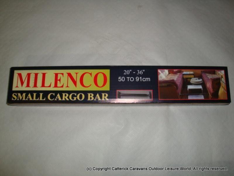 Milenco Cargo Bars