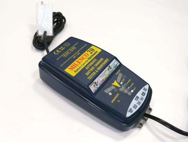 Milenco Optimate 20 Battery Charger
