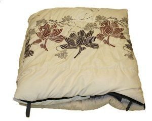 Maple Leaf Sleeping Bag