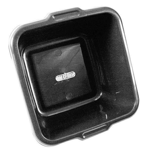 Square Bowl Charcoal