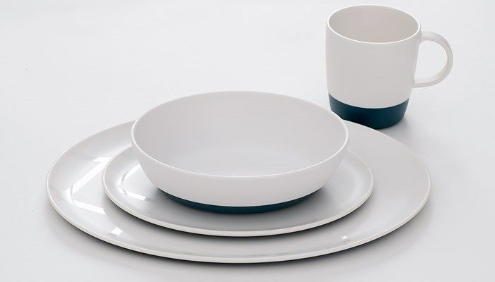 Isabella North Crockery Set 16Pce