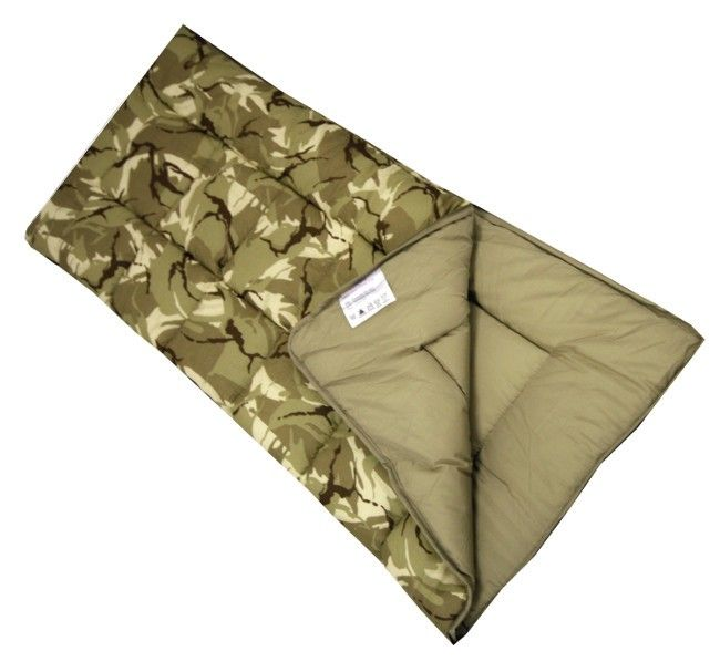 Camouflage Junior Sleep Bag