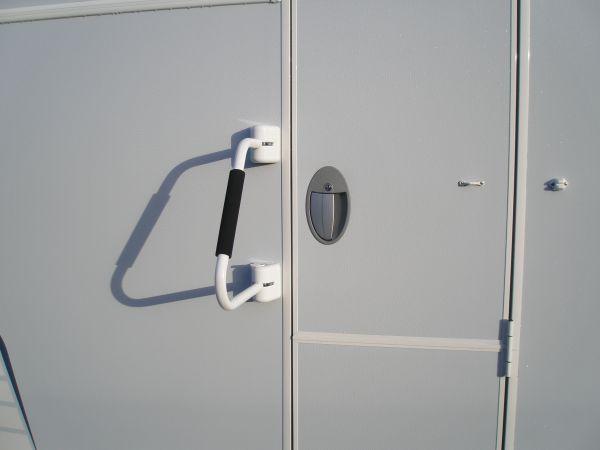 Milenco Security Handrail