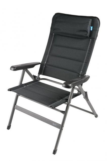 Kampa Firenze Luxury Plus Chair Black
