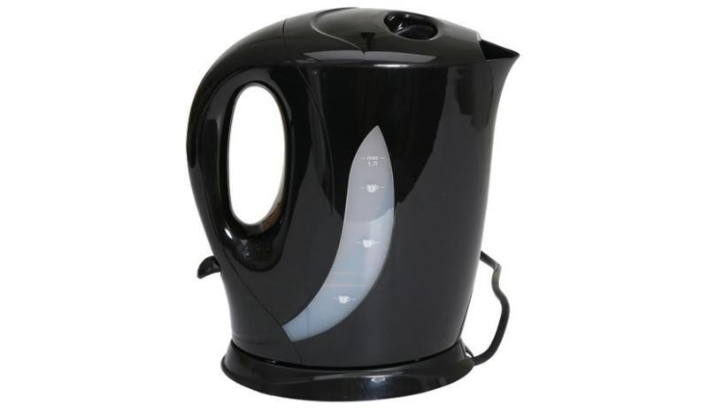 Quest 1.7l Black Kettle