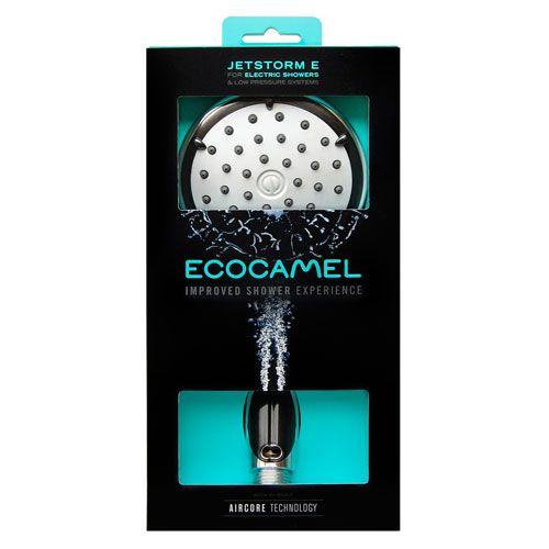 Jet Storm Ecocamel Showerhead