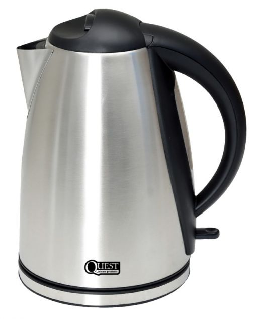 Quest S/Steel Polished Kettle 1.8l