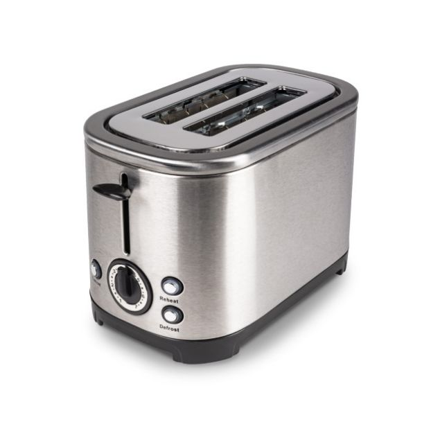 Kampa Deco Stainless Steel Toaster