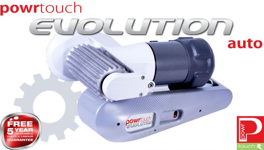 Powrtouch Evolution AWD Auto Engage inc. Fitting