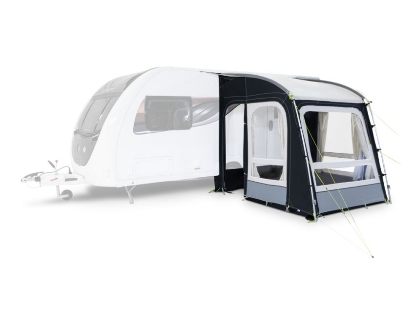 Kampa Rally Pro 2020 **Free Rear Poles and Storm Straps**