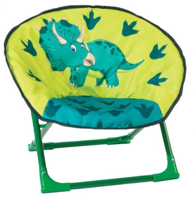 Quest Dinosaur Moon Chair